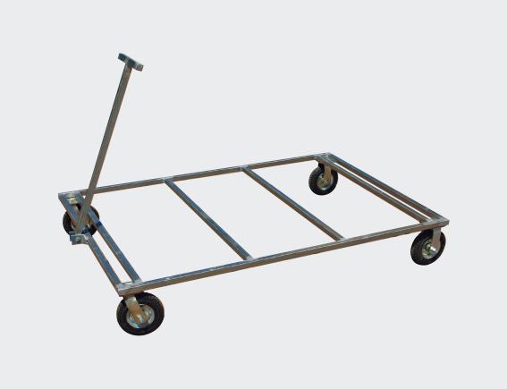 Gym Mat Trolley -0