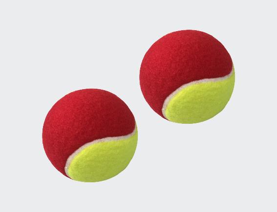 Low Compression Oversize Tennis Balls (Dozen) -0