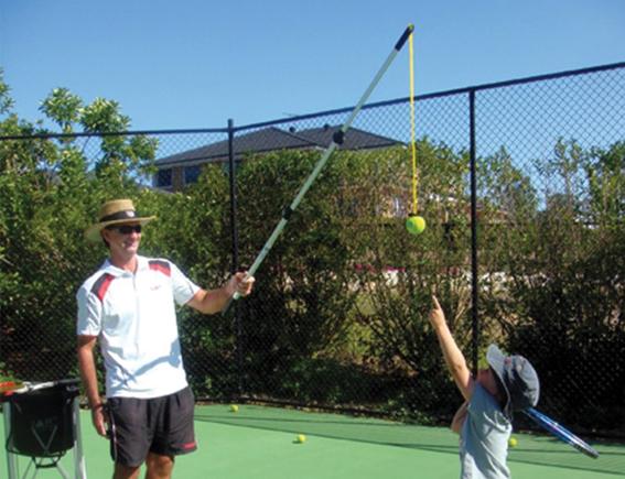 Tennis Ball Serve Doctor -0
