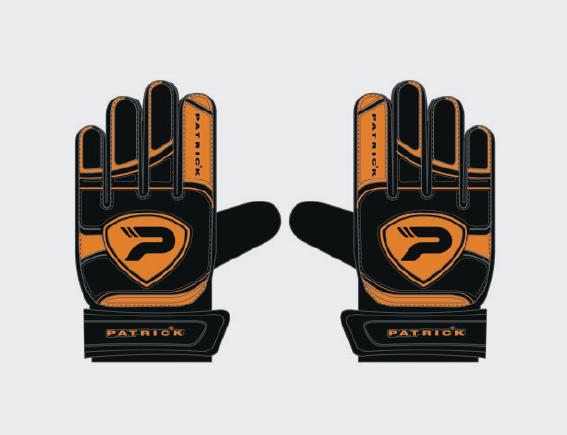 Atomic Soccer Gloves (Sizes: 5 to 10)-0