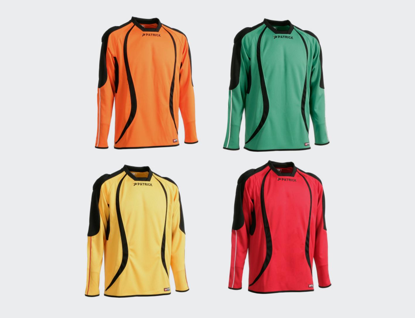 6532dc41e2f Calpe Goal Keeping Shirt - Slater Gartrell Sports